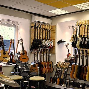 Музыкальные магазины Вязников