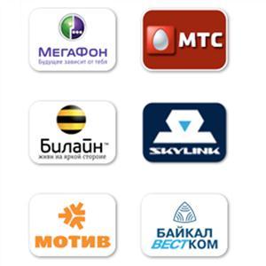 Операторы сотовой связи Вязников