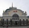 Железнодорожные вокзалы в Вязниках