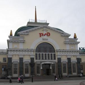 Железнодорожные вокзалы Вязников